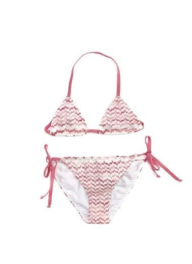 Missoni Bikini Pembe